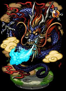 File:Xin Lon, the Blue Dragon II Figure.png