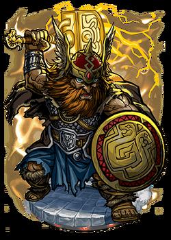 Thor, Giant Slayer Figure