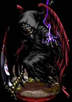Grim Reaper II Figure