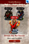 Sita,WarPrincess(30-LoginReward)