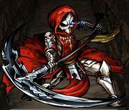Undead captain raid boss