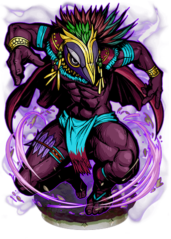 File:Vucub Caquix, the Dark Wing Figure.png