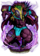 Vucub Caquix, the Dark Wing Figure
