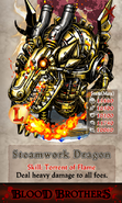 Steamwork Dragon Event