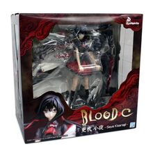 Blood C 18 Scale Pre-Painted PVC Figure Saya Kisaragi 262585.7