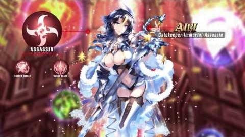 Bloodline SEA Hero Introduction Airi