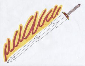 (God's Flaming Sword)