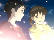 Saya and Kaori - Episode 14