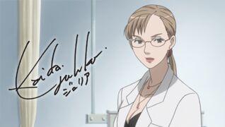 Julia's Seiyuu Autograph