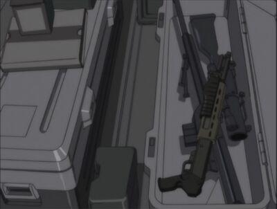 M82 gun case