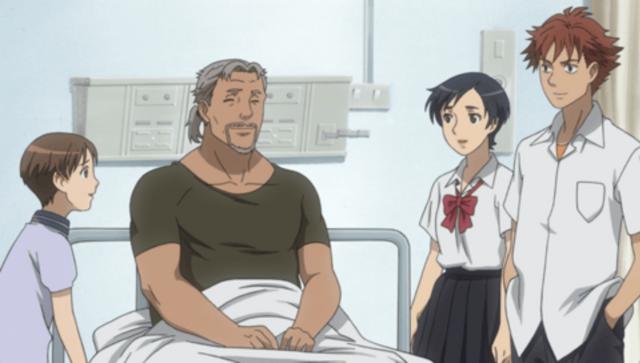 File:Saya, Riku, Kai Blood+ Final Piece.png