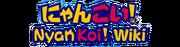 Nyankoi Wiki-wordmark