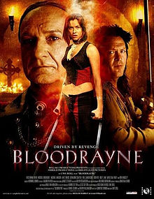 220px-BloodRayne Film Poster