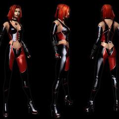 Rayne in <i>BloodRayne 2</i>