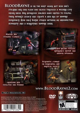 File:BloodRayne 2 (Back Cover).jpg