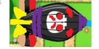 Bloodshot Blimp From Undead (B.B.F.U)