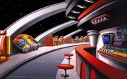 Cosmo's diner interior (Thomas Cain)