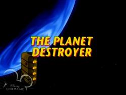 Planetdestroyer 01