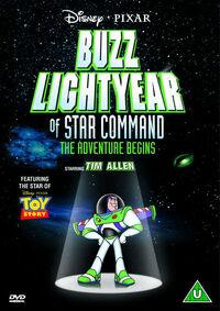 Buzz Lightyear of Star Command (DVD)