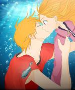 Blossom x brick first kiss by danitha dn-d6yg9o1