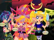 Halloween mode punk by bipinkbunny-d4c6z7y