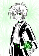 Danny Phantom redesign again by akikodate