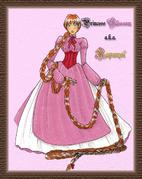 PPGT Rapunzel by Tuttava