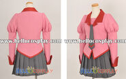 Bakemonogatari-cosplay-school-girl-uniform-2