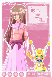 Iris and Trill by Lynk Euphoria