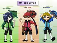 Prototypechara oh edo boys by bipinkbunny-d3hgtns