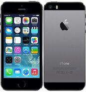 Iphone 5S- 16 gb - Black Space Gray