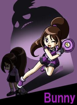 Yuji s PowerPuff Z Bunny by Lance the One
