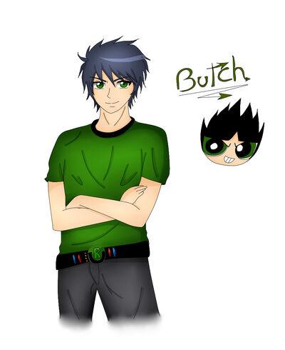 Butch or kaoretsu matsumoto by danitha dn-d73ambc