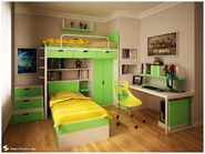 Buttercup's Room
