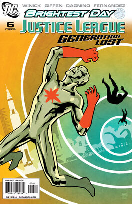 Justice League Generation Lost-6 Cover-1