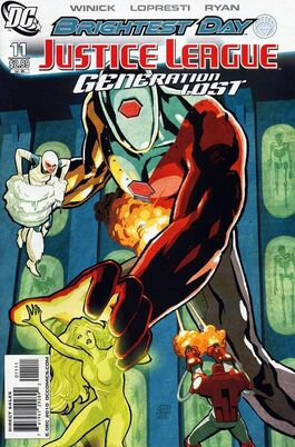 Justice League Generation Lost-11 Cover-1