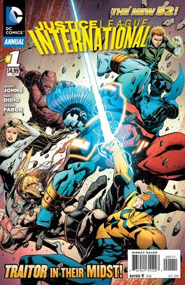 Justice League International Annual Vol 3-1 Cover-1