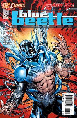 Blue Beetle Vol 8-2 Cover-1