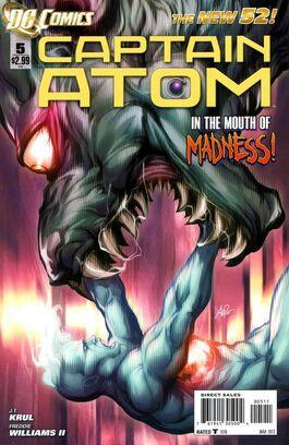 Captain Atom Vol 2-5 Cover-1