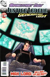 Justice League Generation Lost-20 Cover-2