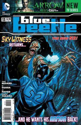 Blue Beetle Vol 8-13 Cover-1