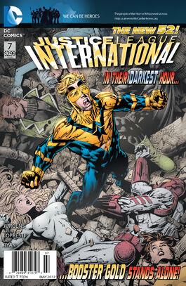 Justice League International Vol 3-7 Cover-1