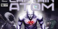 Captain Atom (Vol 2) 10