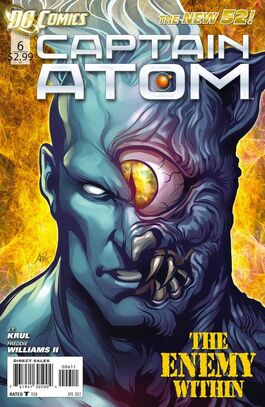 Captain Atom Vol 2-6 Cover-1