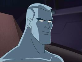 Captain Atom JLU