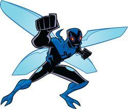 Blue Beetle BTBATB