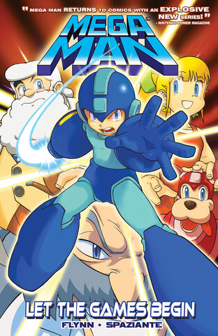 File:Mega Man Volume 1.jpg