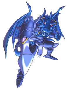 Blue Dragon (Armored)