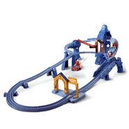 TrackMasterRiskyRailsBridgeDrop