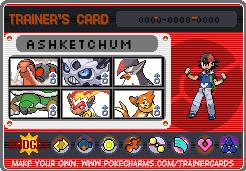 Ash's Team 4